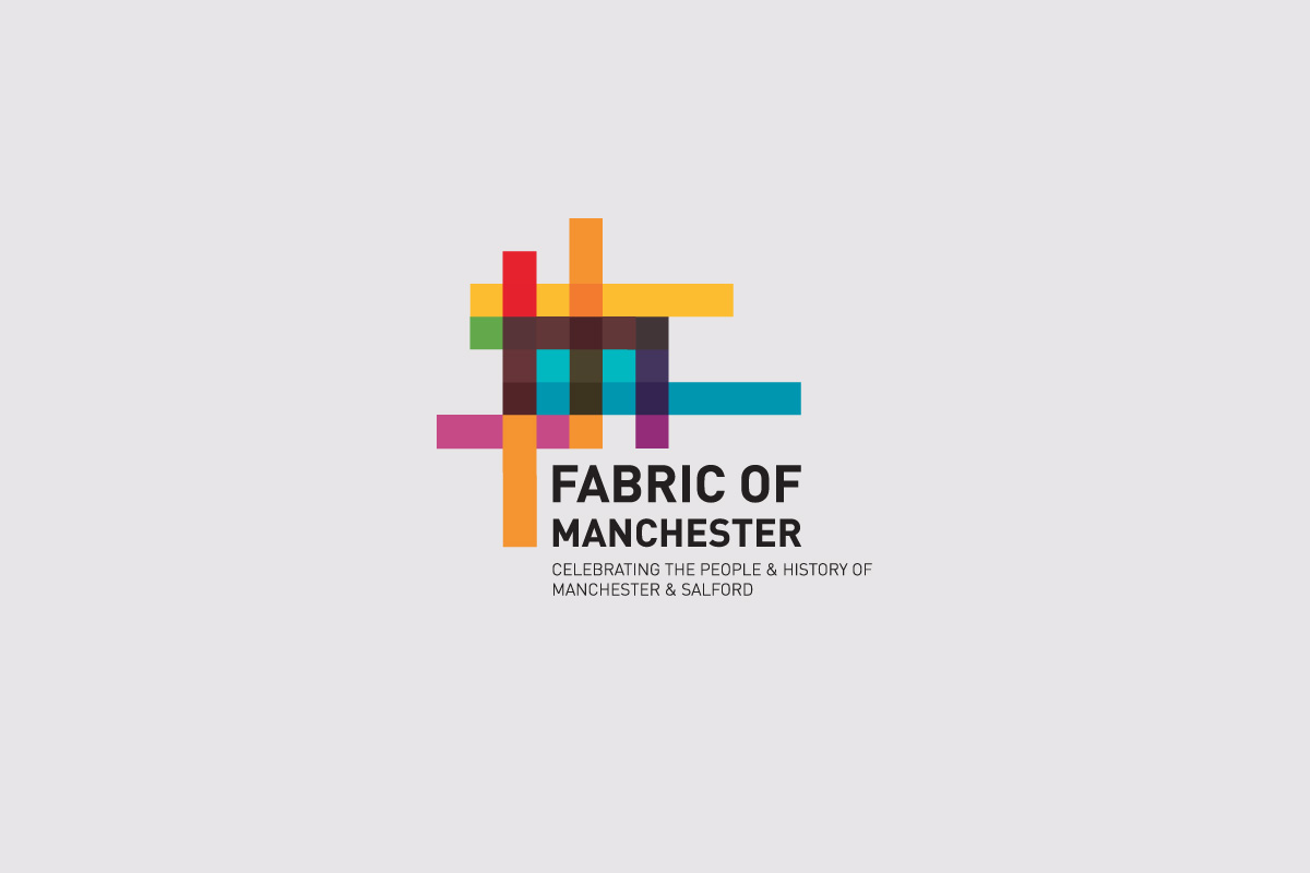 Fabric of Manchester - Brand Design