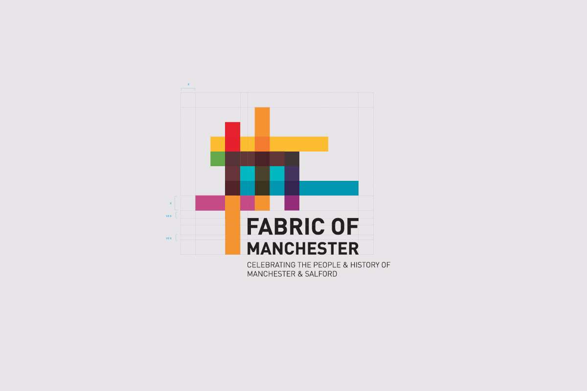 Fabric of Manchester - Branding