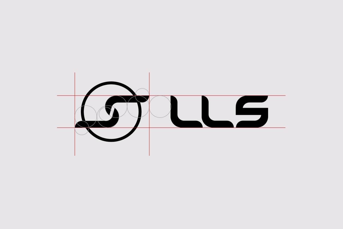 LLS Logo under Construction Example