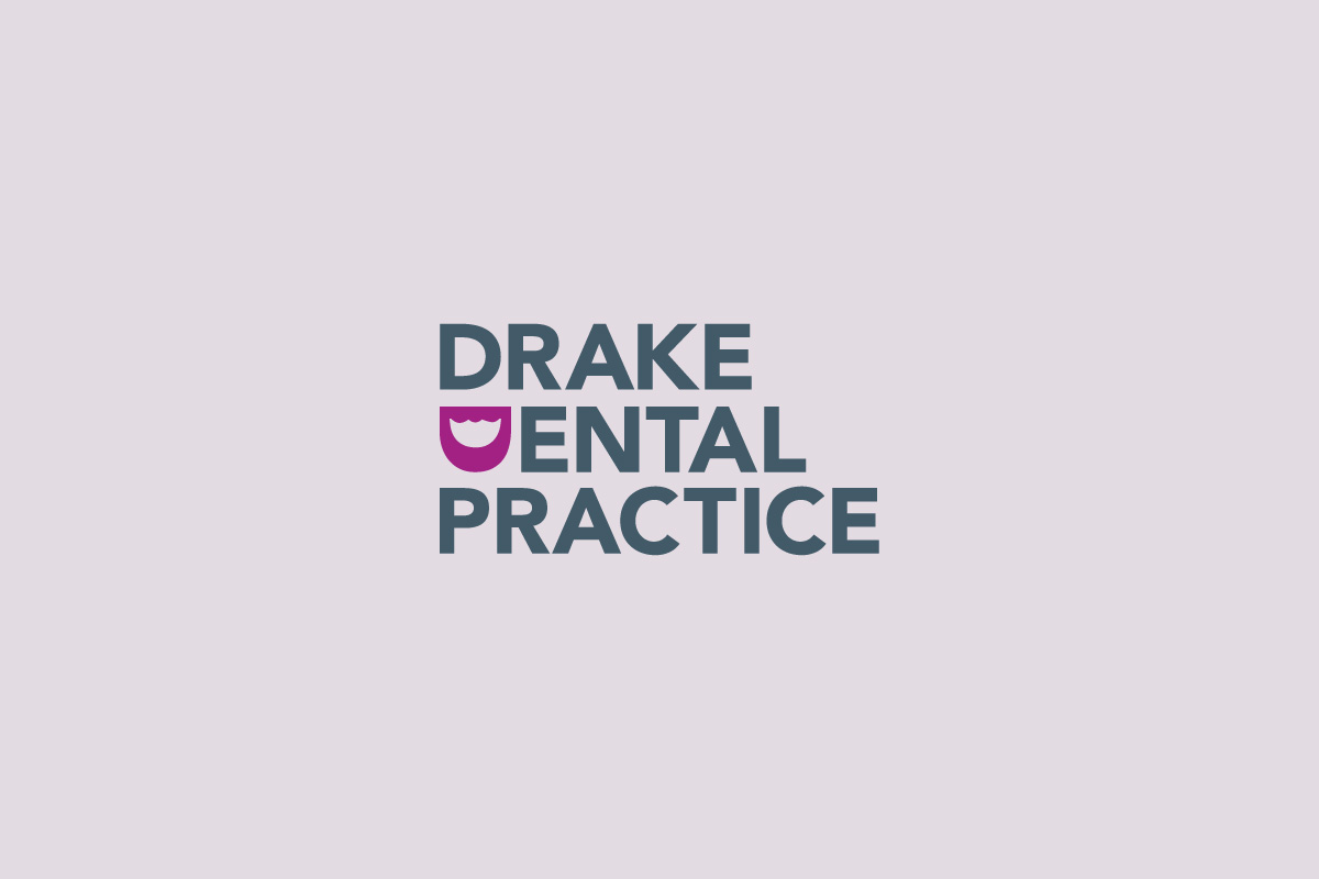 Drake Dental Practice Logo Example