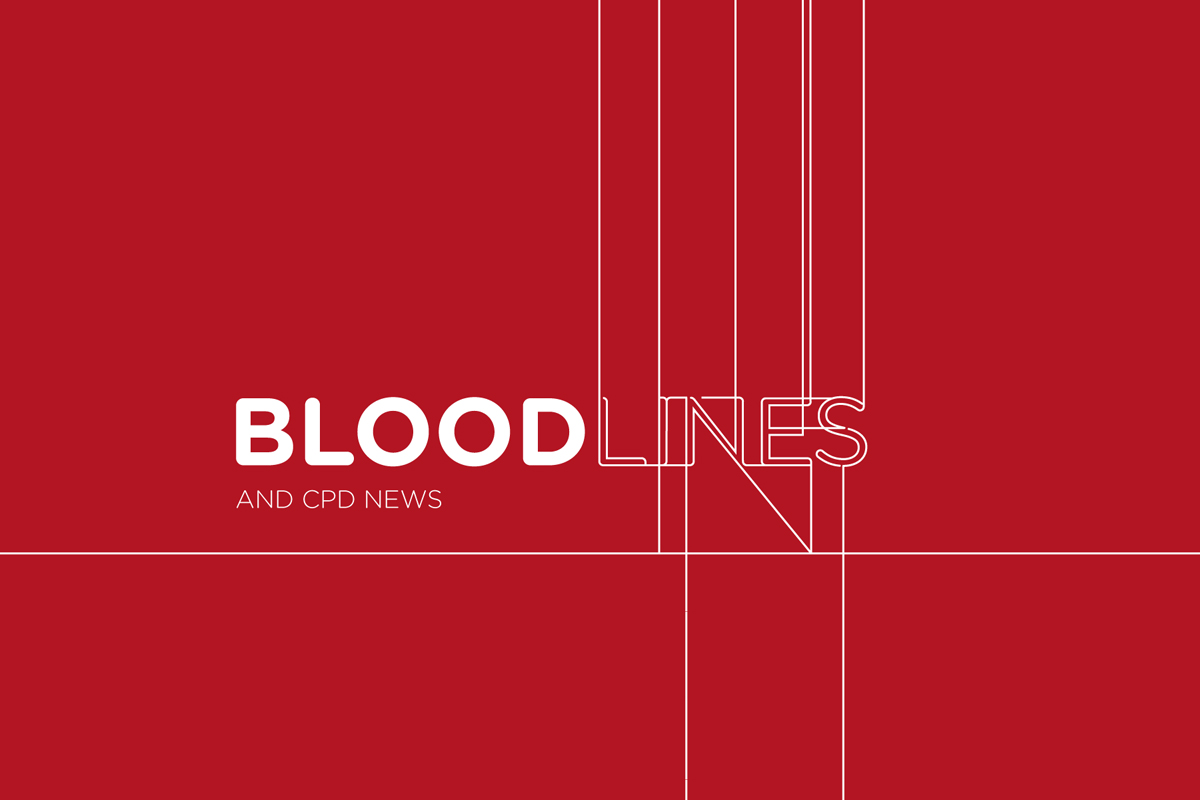 BloodLines Graphic Design