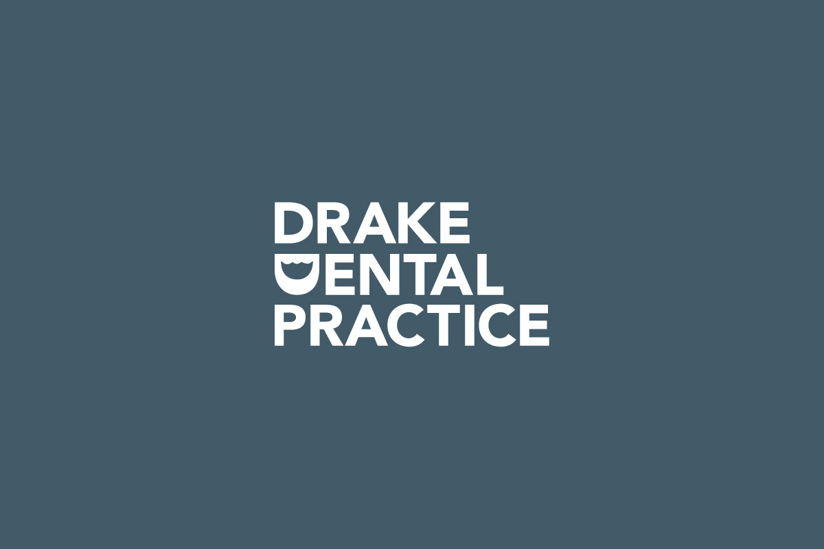 Drake Dental Practice Logo - Grey