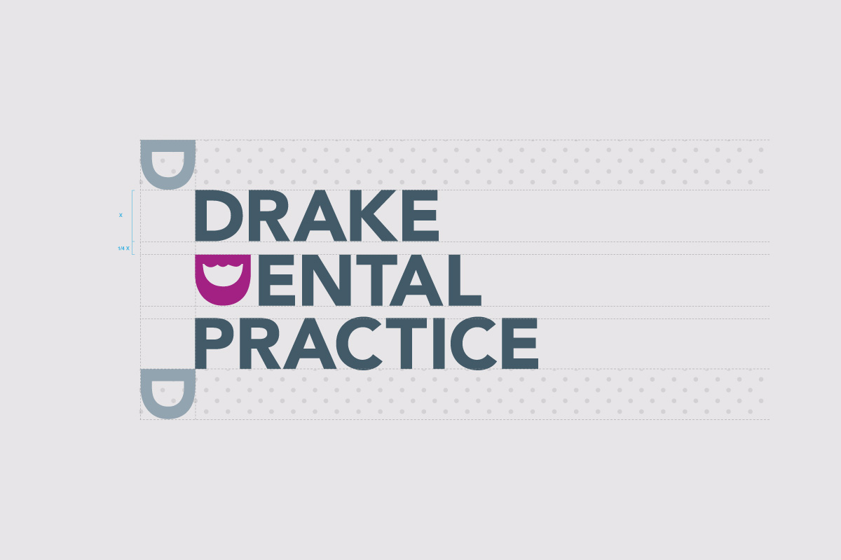 Drake Dental Practice - Logo Build