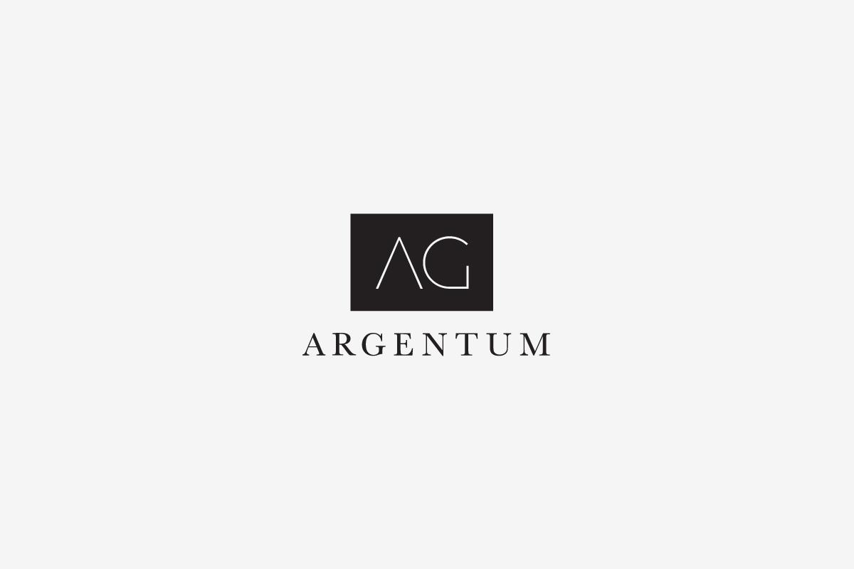 Argentum Logo Design