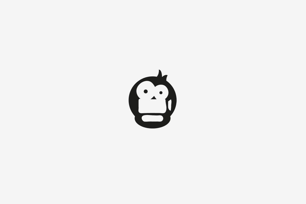 Camera Monkey Logo Design