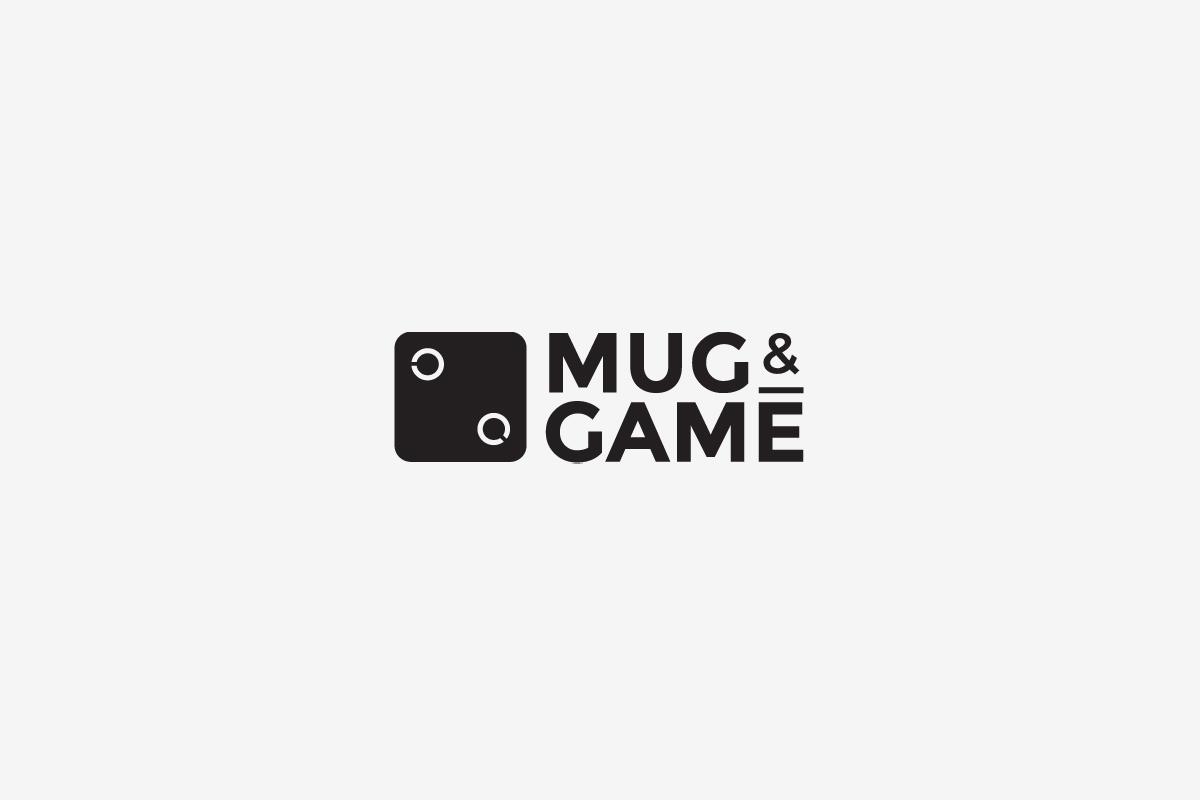 Mug & Game - Logo Design