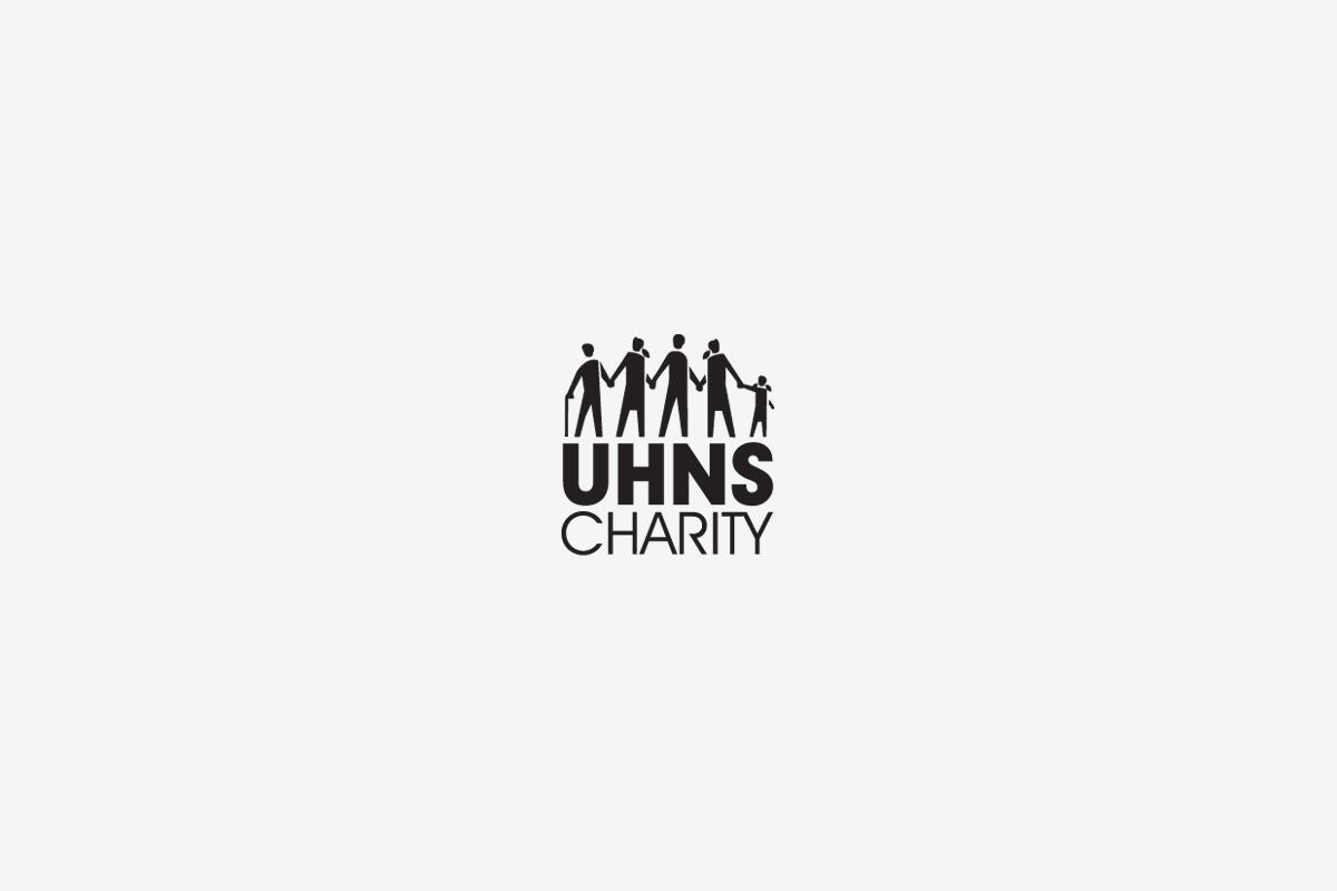 UHNS Charity - Logo Design