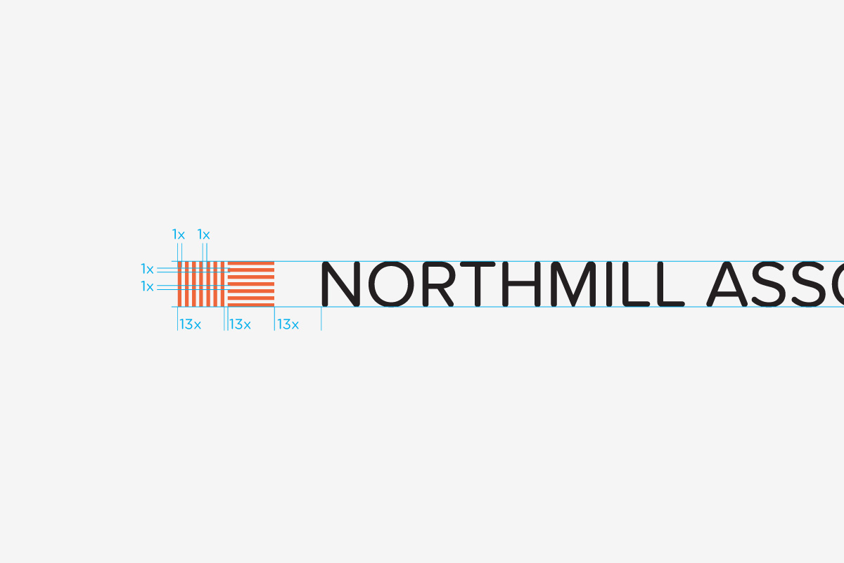 Northmill Associates Logo Creation