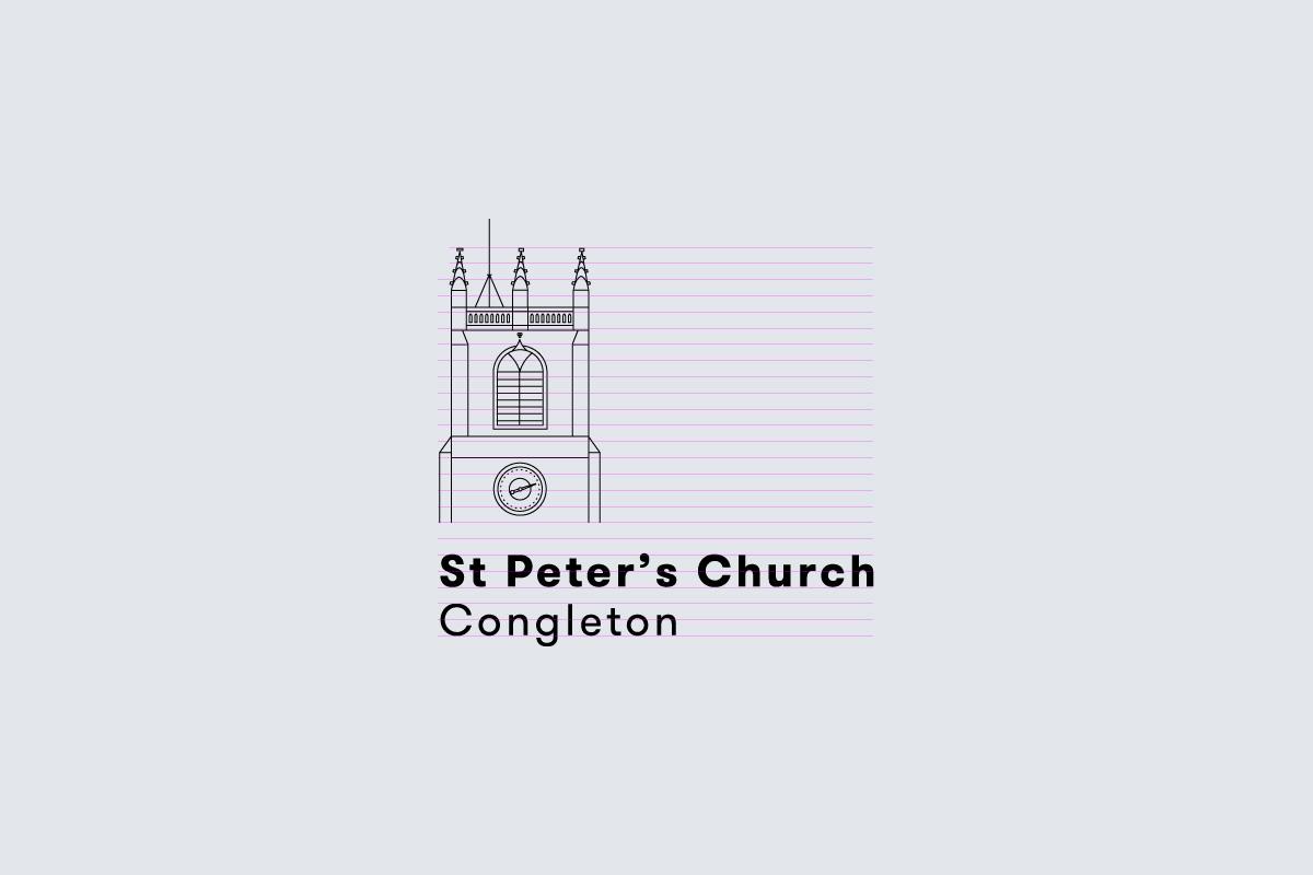 St Peter's Church Congleton Logo